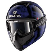 SHARK Vancore Flare Black / Blue / Black