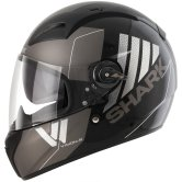 SHARK Vision-R Series2 Cartney Black / Anthracite / Chrome