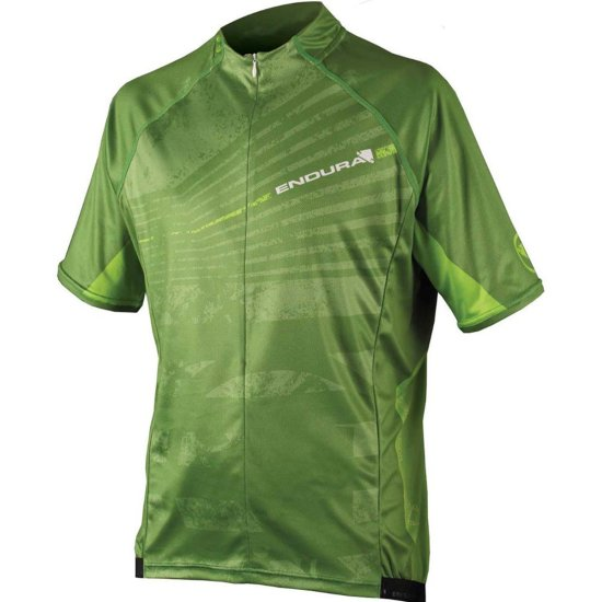 Maillot ENDURA Hummvee Ray Green