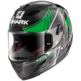 SHARK Race-R Pro Carbon Kolov Carbon / Green / Black