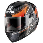 SHARK Race-R Pro Carbon Kolov Carbon / Orange / Black
