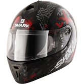SHARK S600 Play Pinlock Black / Red / Anthracite