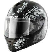 SHARK S600 Poonky Pinlock Black / Anthracite / White
