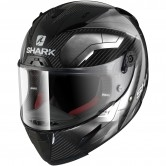 SHARK Race-R Pro Carbon Deager Carbon / Chrom / White