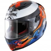 Race-R Pro Carbon Replica Lorenzo 2019 Carbon / Blue / Red