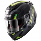Race-R Pro Carbon Aspy Carbon / Anthracite / Yellow