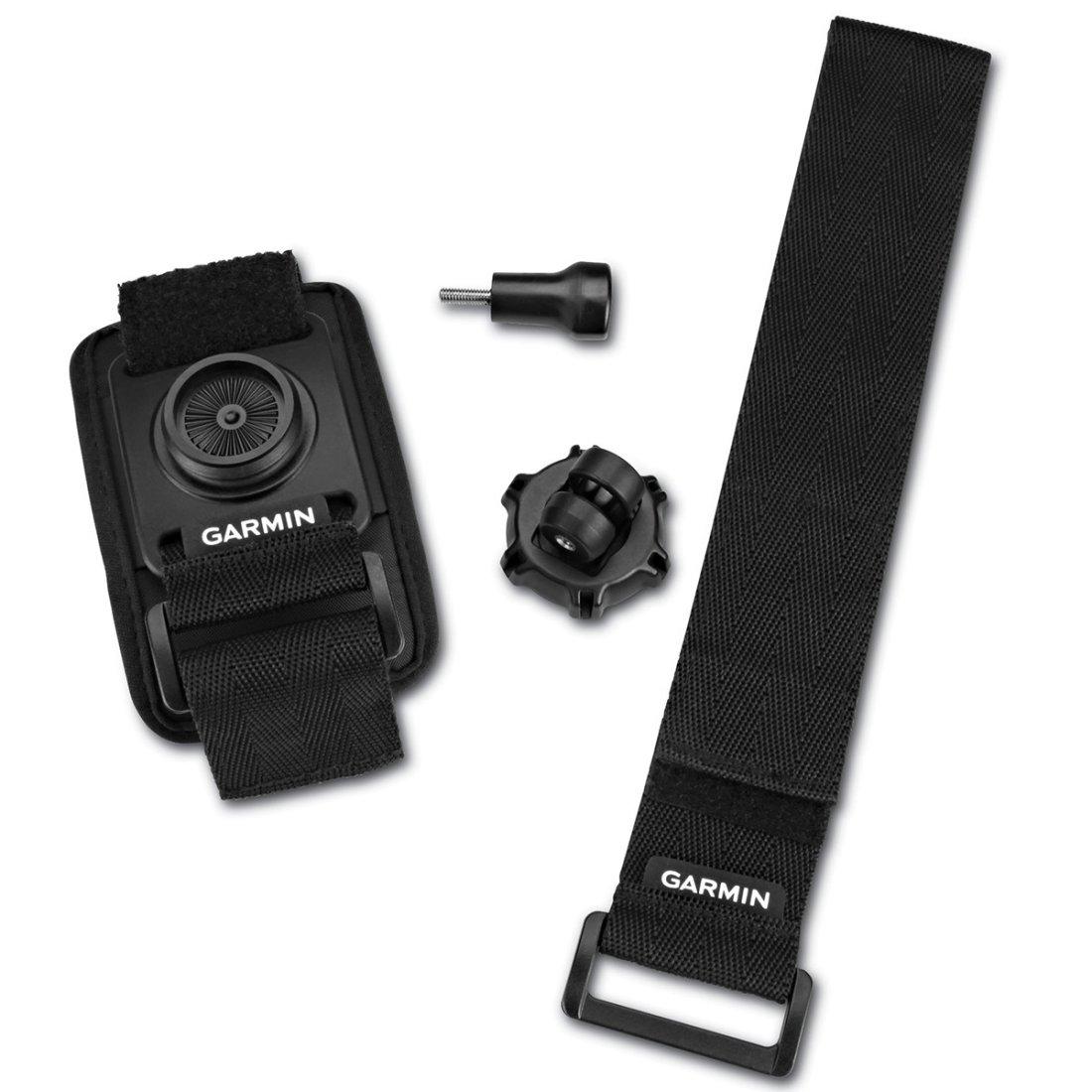 garmin wrist strap virb black video camera motocard. Black Bedroom Furniture Sets. Home Design Ideas