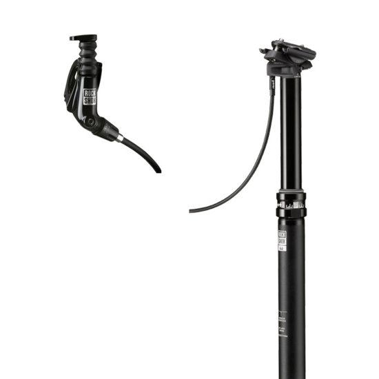 Sillín / Accesorio ROCK SHOX Reverb 125mm 30.9 380 Left (MMX)