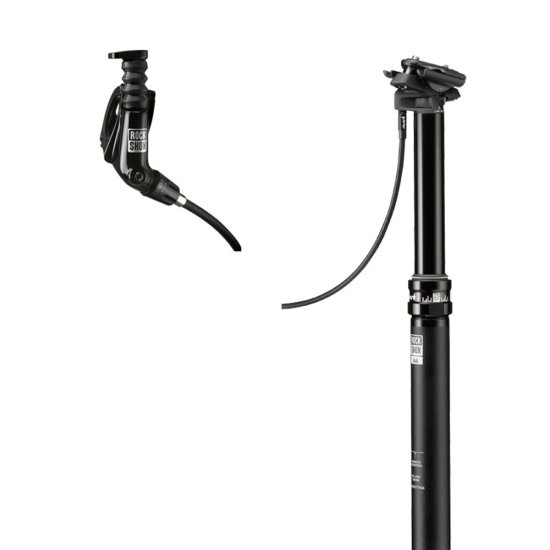 ROCK SHOX Reverb 125mm 34.9 380 Left (MMX) Saddle / Accessory