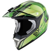 SHARK SX2 Bhauw Black / Green