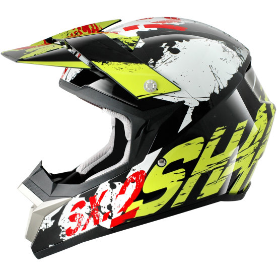 Casco SHARK SX2 Freak N / V / BL