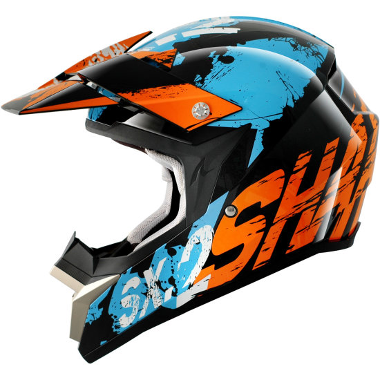 Casco SHARK SX2 Freak N / OR / B