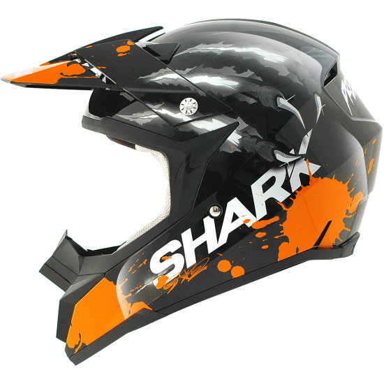 Casco SHARK SX2 Predator N / OR / PL