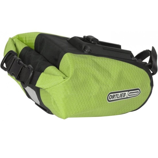 Bolsa ORTLIEB Saddle-Bag M Lime / Black