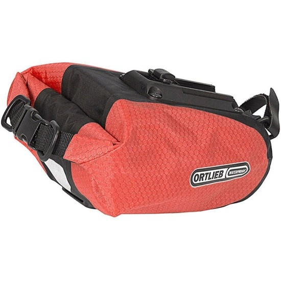 ORTLIEB Saddle-Bag M Red / Black Bag