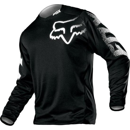 Camiseta FOX Blackout Black