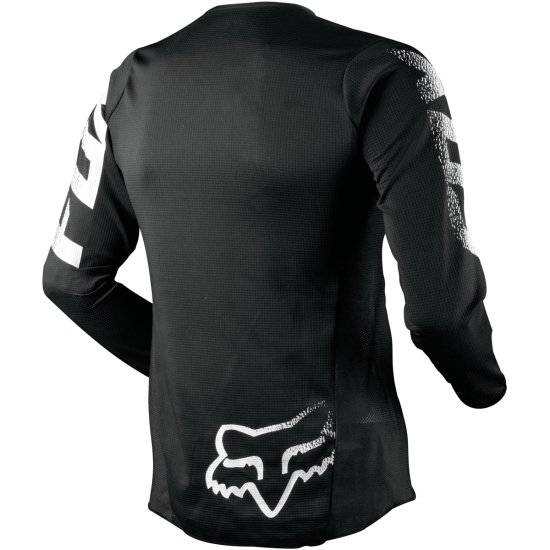 Maillot off road FOX Blackout Black