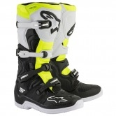 ALPINESTARS Tech 5 Black / White / Yellow Fluo