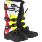 ALPINESTARS Tech 5 Black / White / Red / Yellow Fluo