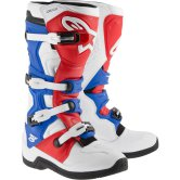 ALPINESTARS Tech 5 White / Red / Blue