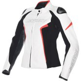 DAINESE Racing D1 Lady White / Black / Red