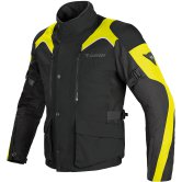 DAINESE Tempest D-Dry Black / Yellow Fluo