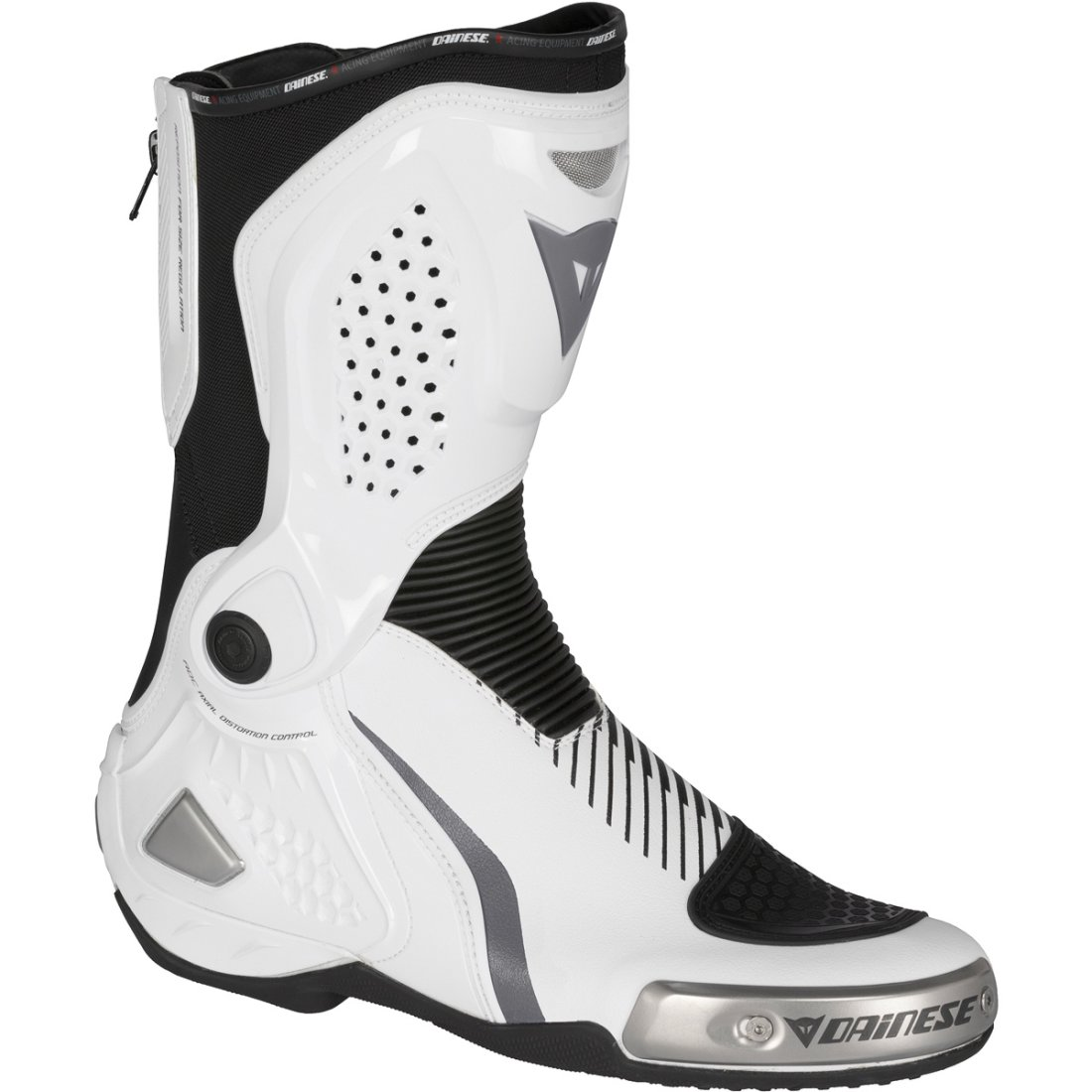 Stiefel DAINESE Torque RS Out White Black Anthracite