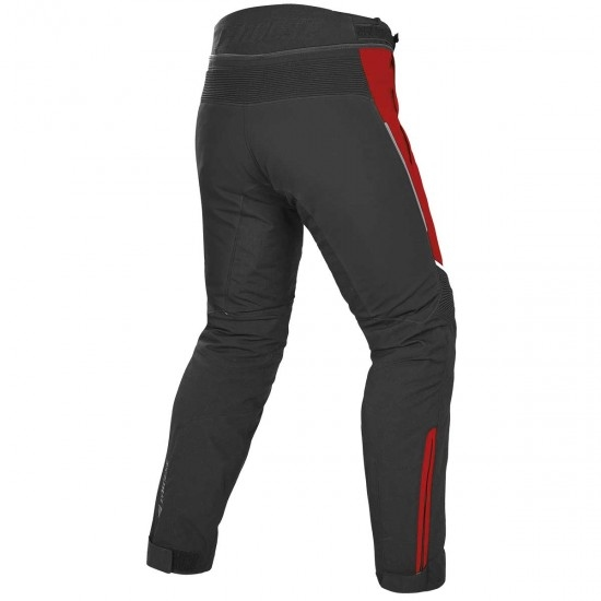 DAINESE D-Explorer Gore-Tex Black / Red Pant