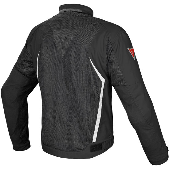 DAINESE Hydra Flux D-Dry Black / White Jacket