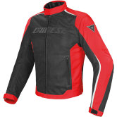 DAINESE Hydra Flux D-Dry Black / Red / White