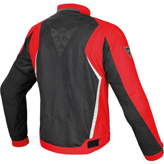 Chaqueta DAINESE Hydra Flux D-Dry Black / Red / White
