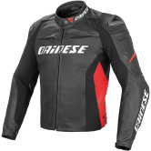 DAINESE Racing D1 Black / Red