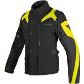 DAINESE Tempest D-Dry Lady Black / Yellow Fluo