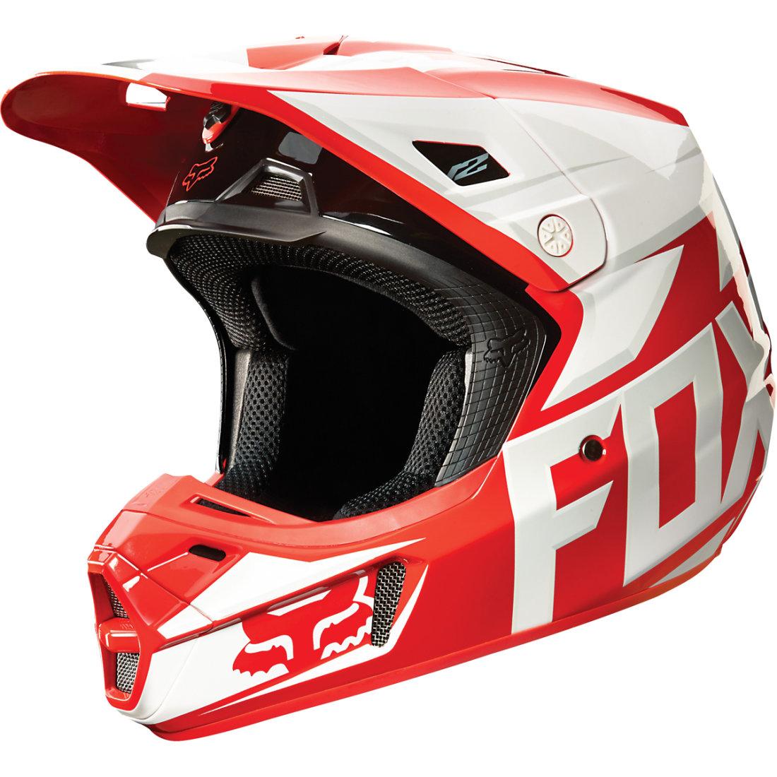 fox v2 race 2015 r helmet motocard. Black Bedroom Furniture Sets. Home Design Ideas