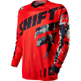 SHIFT Faction 2015 Camo Red