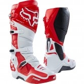 FOX Instinct White / Red