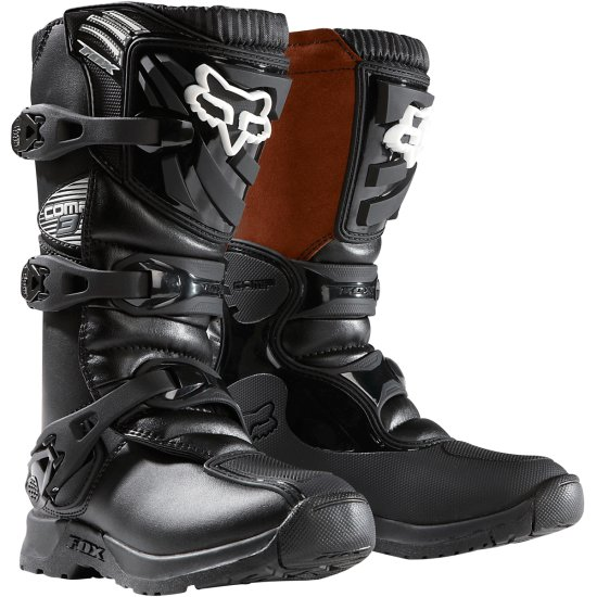 Botas FOX Comp 3 2016 Junior N