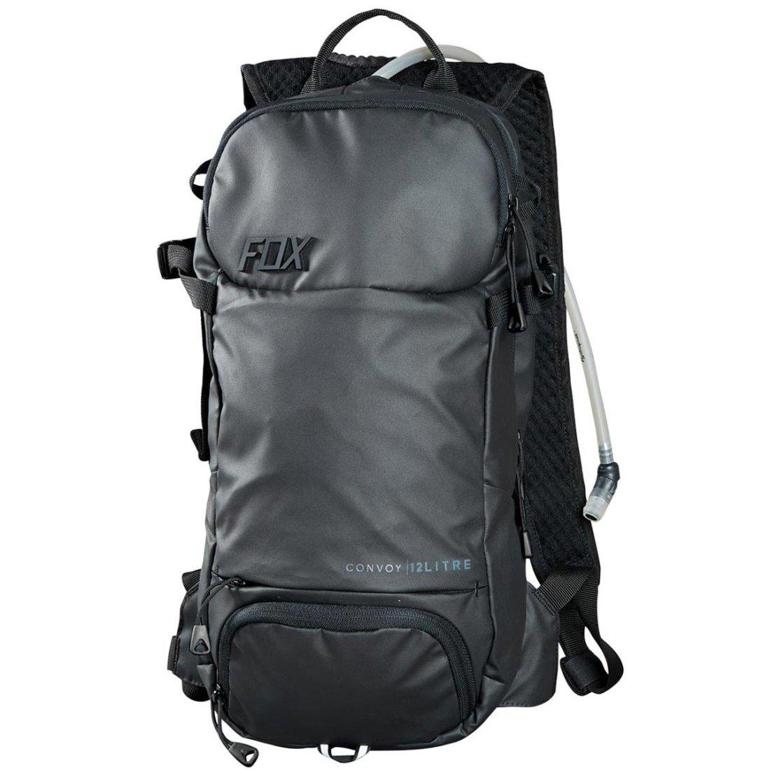 33901ac64b FOX Convoy Hydration Pack Black Bag · Motocard