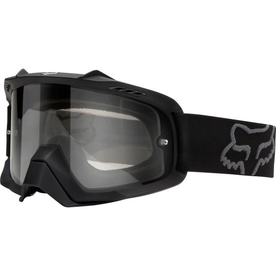 Gafas FOX AIRSPC Enduro Matte Black Clear Dual