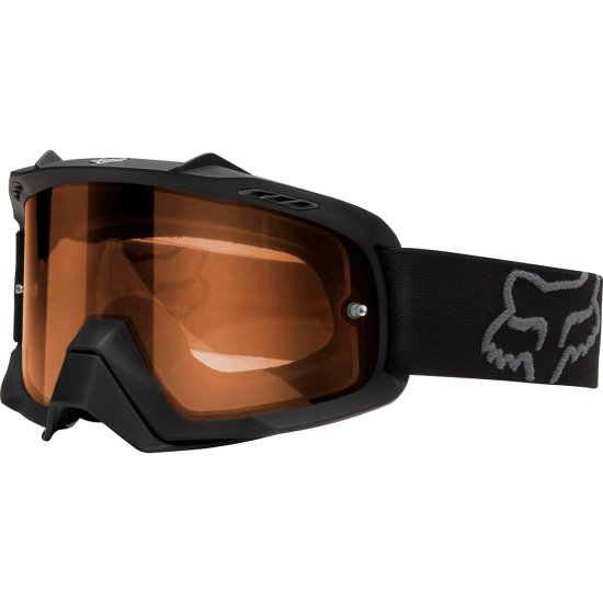 Gafas FOX AIRSPC Enduro Matte Black / Orange Dual