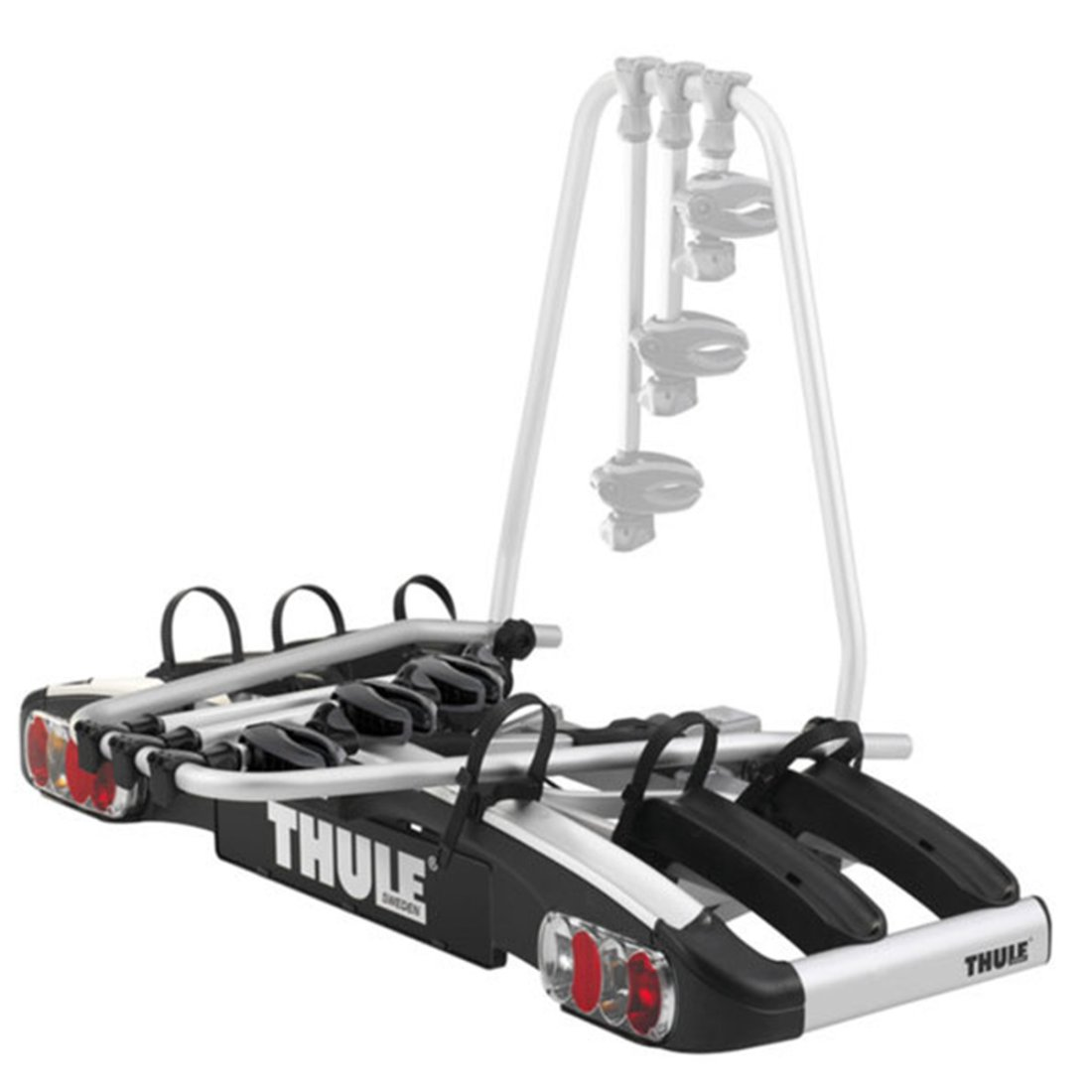 thule euroclassic g6 929 bike rack motocard. Black Bedroom Furniture Sets. Home Design Ideas