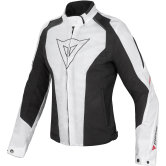 DAINESE Laguna Seca D-Dry Lady White / Black / Red