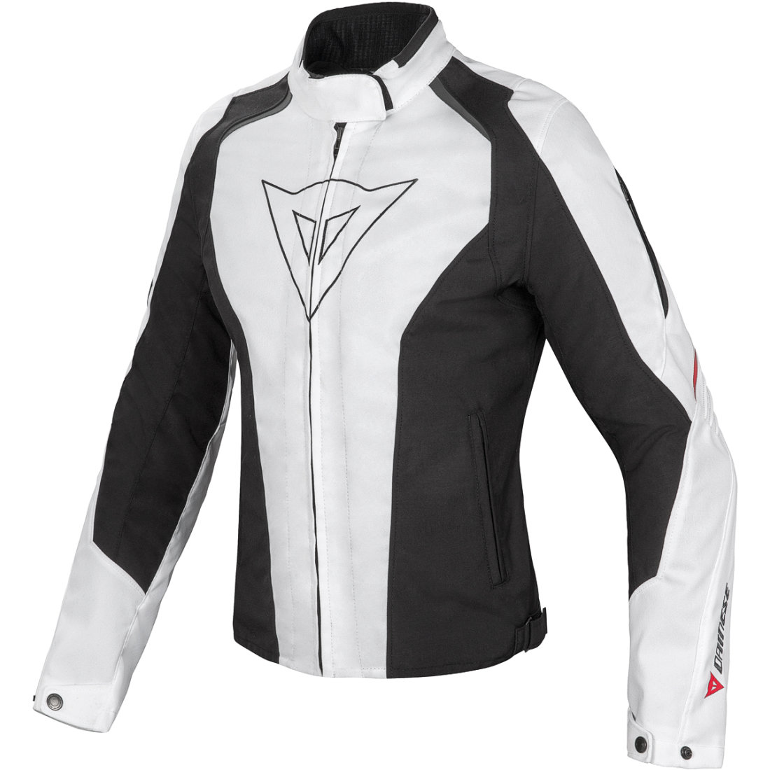 c4c5d6fb3f5 DAINESE Laguna Seca D-Dry Lady White   Black   Red Jacket · Motocard