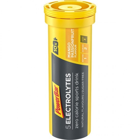 Nutrition POWERBAR 5 Electrolytes Mango Passion Fruit