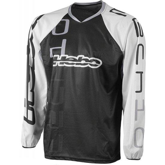 Maglietta HEBO Tech 10 Grey