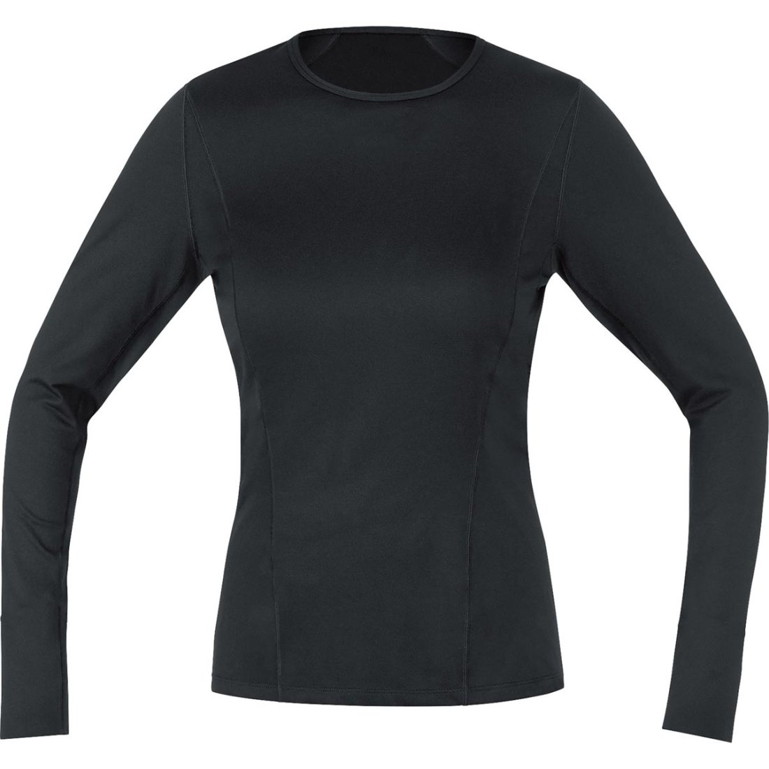 null GORE Base Layer Thermo SL Lady Black