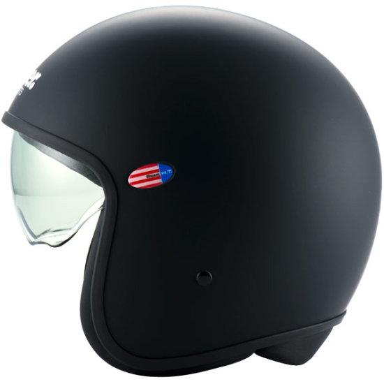 BLAUER Pilot 1.1 Monochrome N. Mat Helmet
