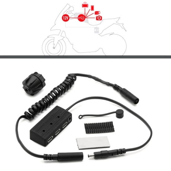 GIVI S111 Power Hub Power connector