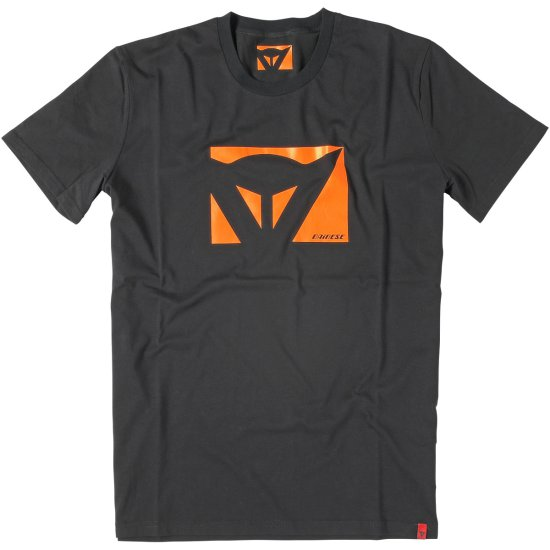 Camiseta DAINESE Color New N / OR Fluo