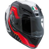 AGV GT Veloce Izoard Black / White / Red